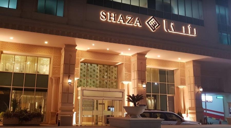 Shaza Mekkah Otel Projesi