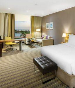 MAGRE - Radisson Blu Jizan Hotel