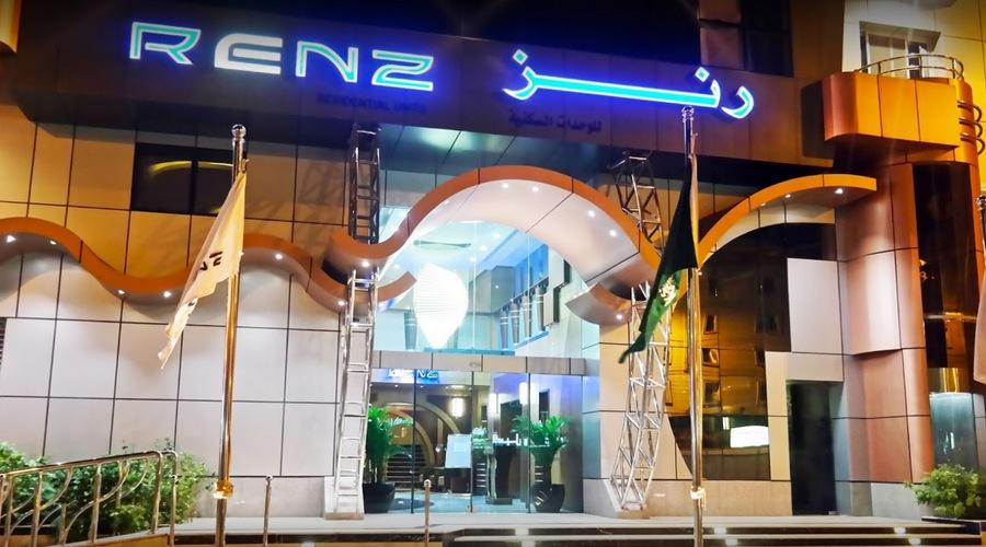 Renz Hotel Al Hamra projesine başlıyoruz.