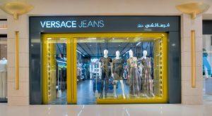 Dünyaca ünlü lüks moda markası Versace Jeans Magreyi tercih etti.