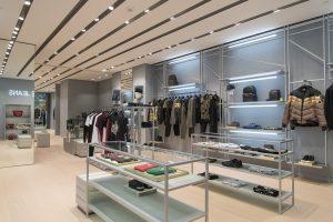Versace Jeans Panorama Mall – Riyadh Projesi teslim edildi.