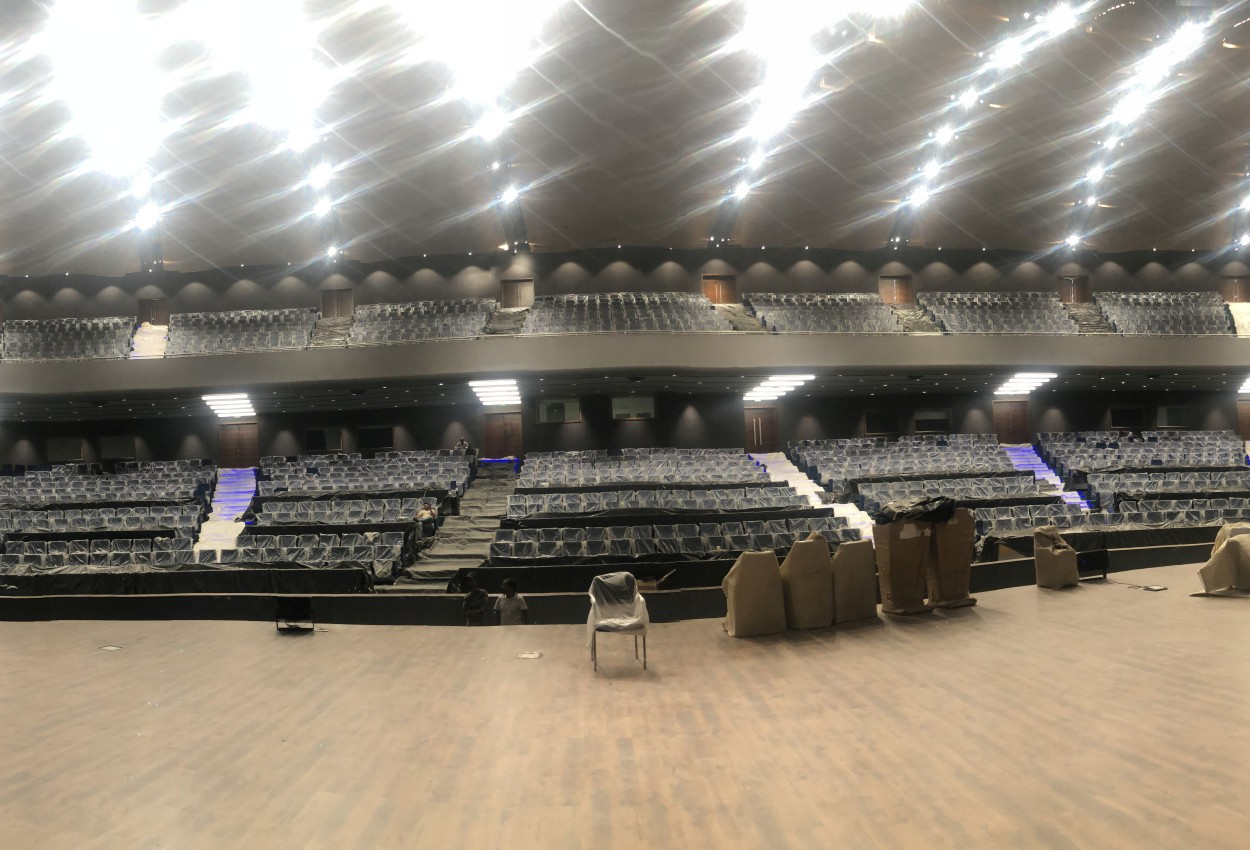 Mahatma Gandhi International Convention Centre (MGICC)